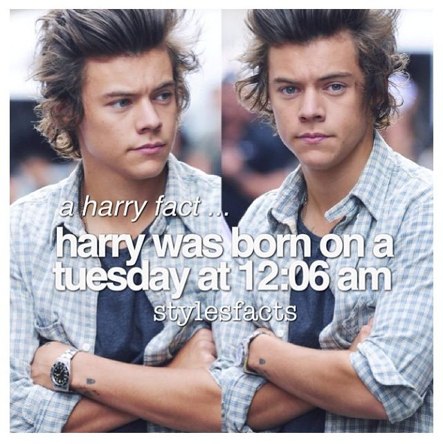 Oh shit!That means if he'd be born just 6 minutes earlier he couldnt go to x-factor audition :O I am not okay!