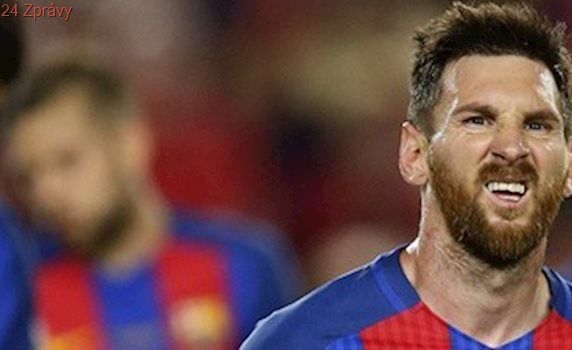 Soud rozhodl. Messi za daňové úniky do vězení nepůjde, zaplatí pokutu