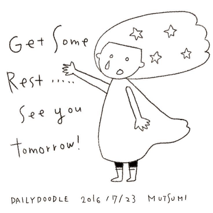 Daily doodle  すみません、あとちょっとだと言うのに今日は余裕がなく・・・また明日! #illustration #らくがき #イラスト#doodle #空想と未来月間 #mutsumidailydoodle