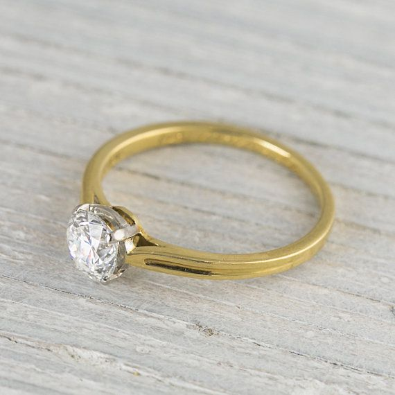 17 Best images about Antique Engagement Rings on Pinterest