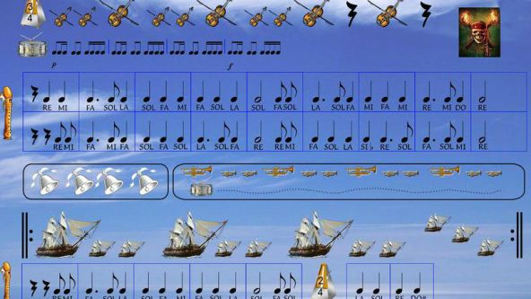 Compilación de Musicogramas (Parte 2)   Musifica #Tics y #educaciónmusical
