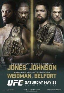 UFC: ★UFC 187 fight card and rumors for: Weidman vs Bel...