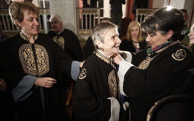 """""""Όποιος λέει ότι είναι Έλληνας είναι φασίστας ειδωλολάτρης""""!! Τάδε έφη Ελένη Γλύκατζη – Αρβελέρ.!!!"""