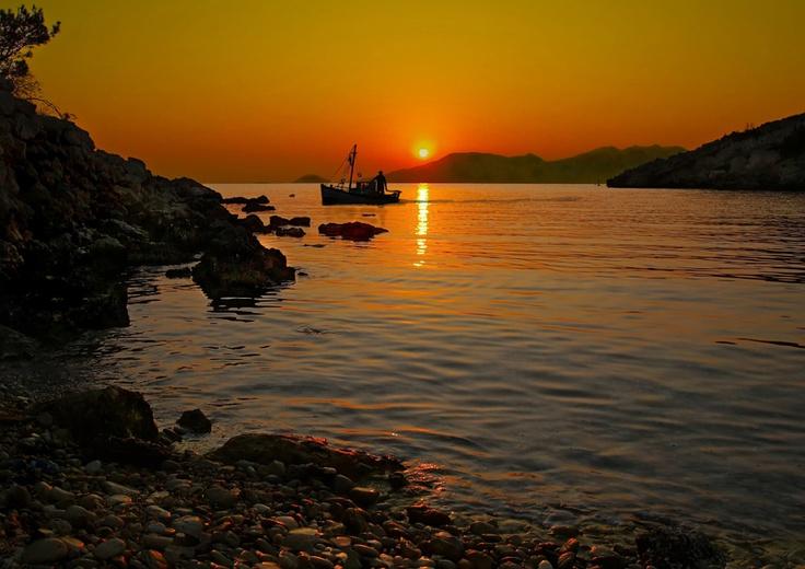 Golden Silence - Kokari, Samos