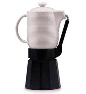 Claudia Valira Stovetop Espresso Maker 9 cup- Made in Spain