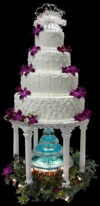 wedding cake water fountain 25 best ideas about wedding cakes on 26791