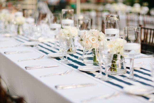 40 ideas para tener una boda de estilo marinero. ¡Toma nota y triunfa! Image: 31