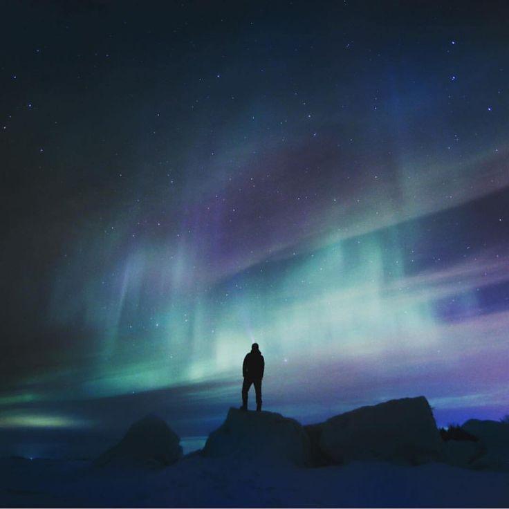 いいね!6,884件、コメント40件 ― VisitFinlandさん(@ourfinland)のInstagramアカウント: 「The thrill of witnessing the Aurora Borealis is a once-in-a-lifetime experience for many. Photo by…」