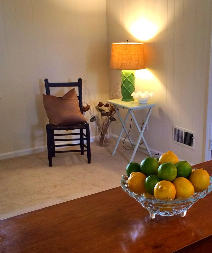 Budget Home Staging: Just A Few Touches Make A Vacant