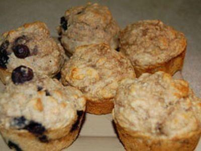 Diabetic Muffins