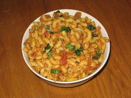 Tasty pasta recipes indian