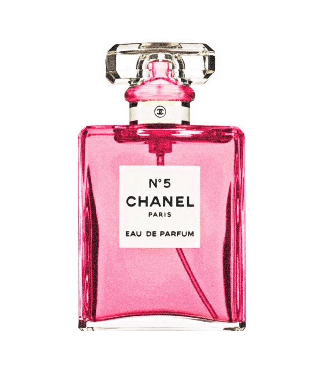 Pink Chanel No 5 PRETTY Fragrances Lucy Bs
