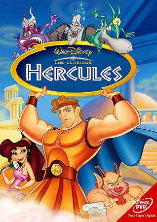 El único personaje que no tiene nombre griego es Hércules, pues ese es el nombre romano del héroe mitológico griego Heracles. Disney decidió utilizar el nombre romano por ser más conocido.