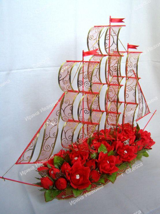 Gallery.ru / Фото #154 - Скульптурные композиции из конфет 1 - ari09