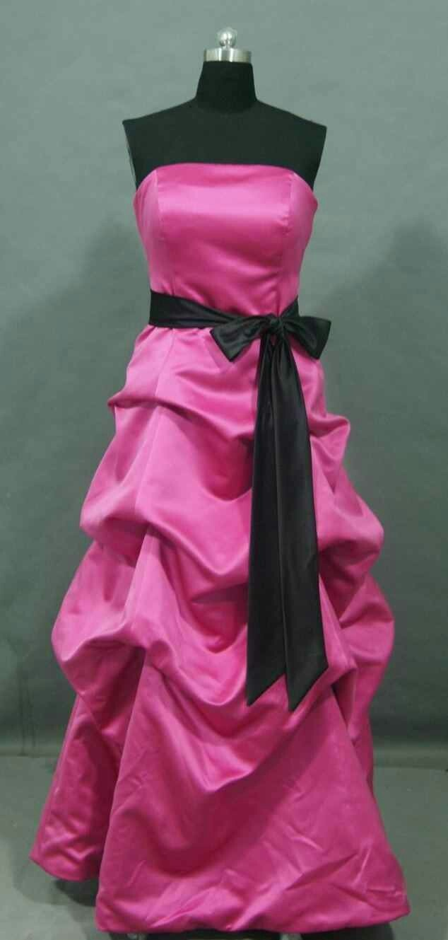 91 best pink n black wedding ideas images on pinterest wedding pink and black wedding ideas reverse colors and make it short for briadsmaids black wedding dressesblack bridesmaid ombrellifo Images
