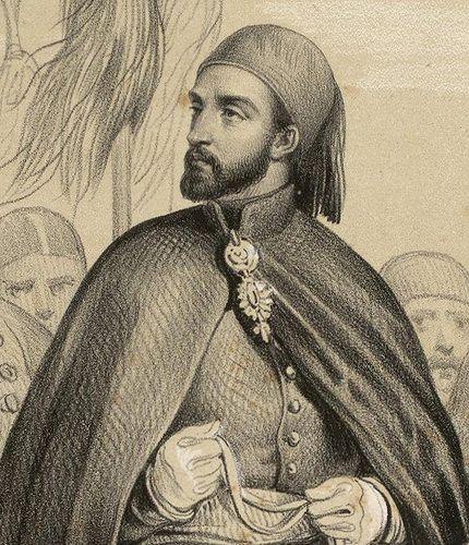 SULTAN ABDUL MEJID I Sultan ABdülmecid (4) | by OTTOMAN IMPERIAL ARCHIVES