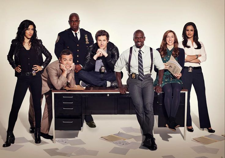 We were one of the first to tell you that Brooklyn Nine-Nine is hilarious, and now they've won a Golden Globe!