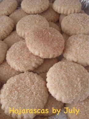 INGREDIENTES:   1 kg de harina 500g de manteca vegetal (yo usé Inca) 1 taza de azúcar 3 huevos 1 cucharada de vainilla 1 cucharadita de polvo de hornear Azúcar con canela  &…