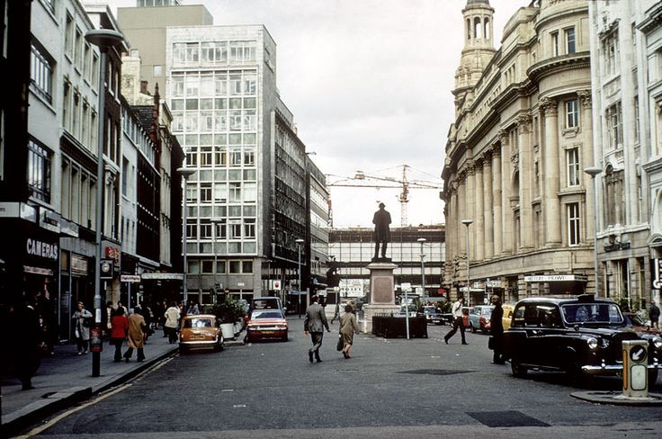 St Ann's Square, 1976   Flickr - Photo Sharing!
