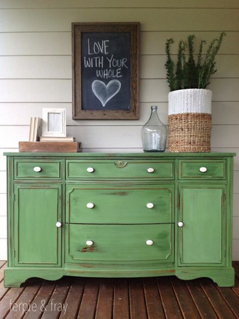 The Ultimate Inspiration Guide For Painted Furniture Makeovers  – Furniture Restoration