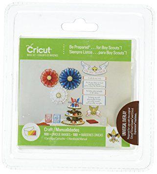 Provo Craft 2002701 Be Prepared for Boy Scouts Cricut Shape Cartridge, Multicolor Review