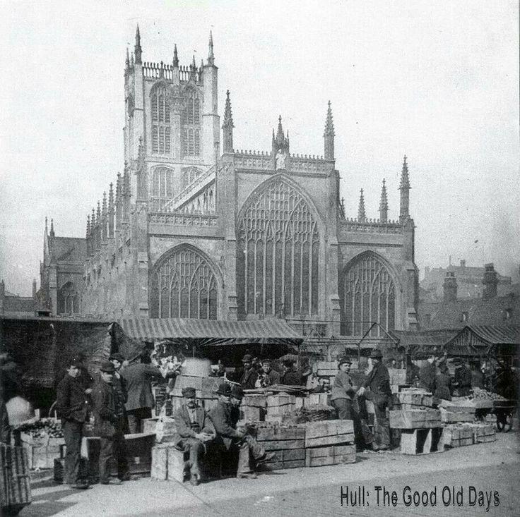 Trinity church Hull