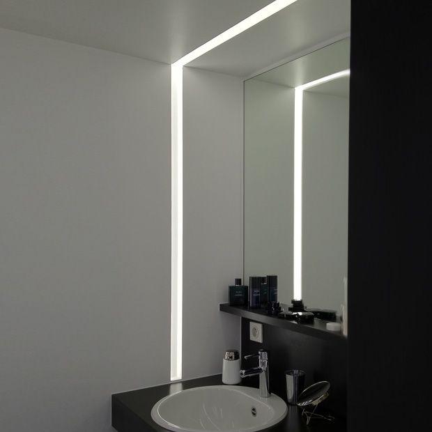 Microblade 50 spiegelverlichting