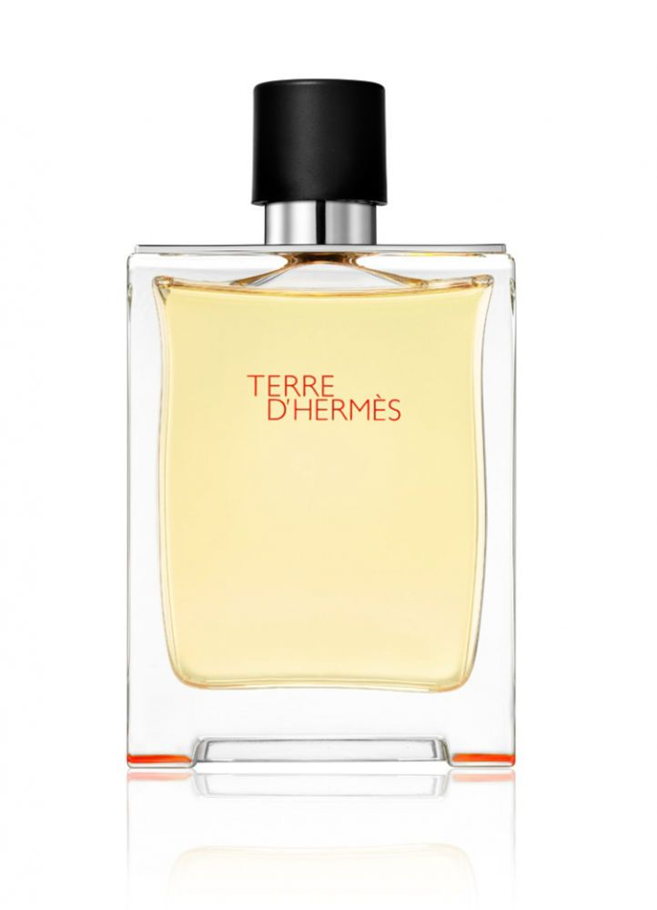 For men, Hermes makes great cologne - Hermes Terre d'Hermes, $81, available at Sephora.