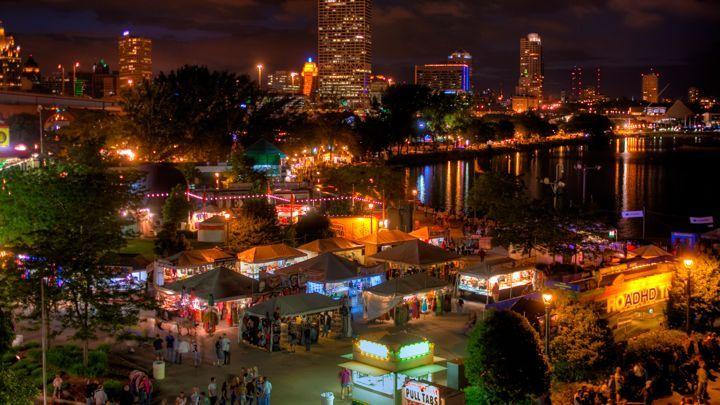 Summerfest - Milwaukee, Wisconsin