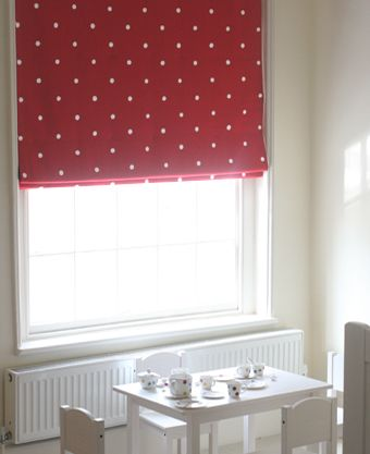 Blackout Roman Blinds For Childrens Bedrooms | Moghul Interiors Blog