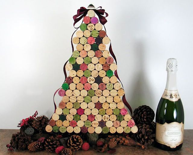 Shabby in love: Non conventional Christmas tree