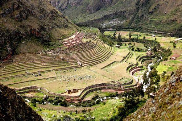 Klorico Peru Fol Inca Trails Incan Trail Inca