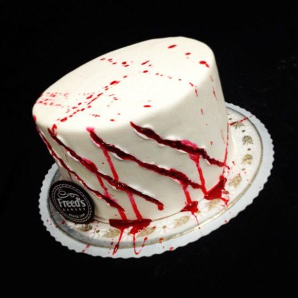 How To Make Freddy Krueger Cake