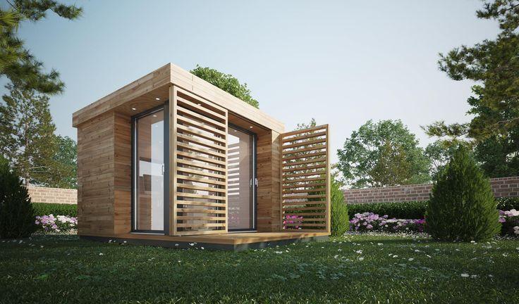 garden-office-29 - Ronen Bekerman - 3D Architectural Visualization & Rendering Blog