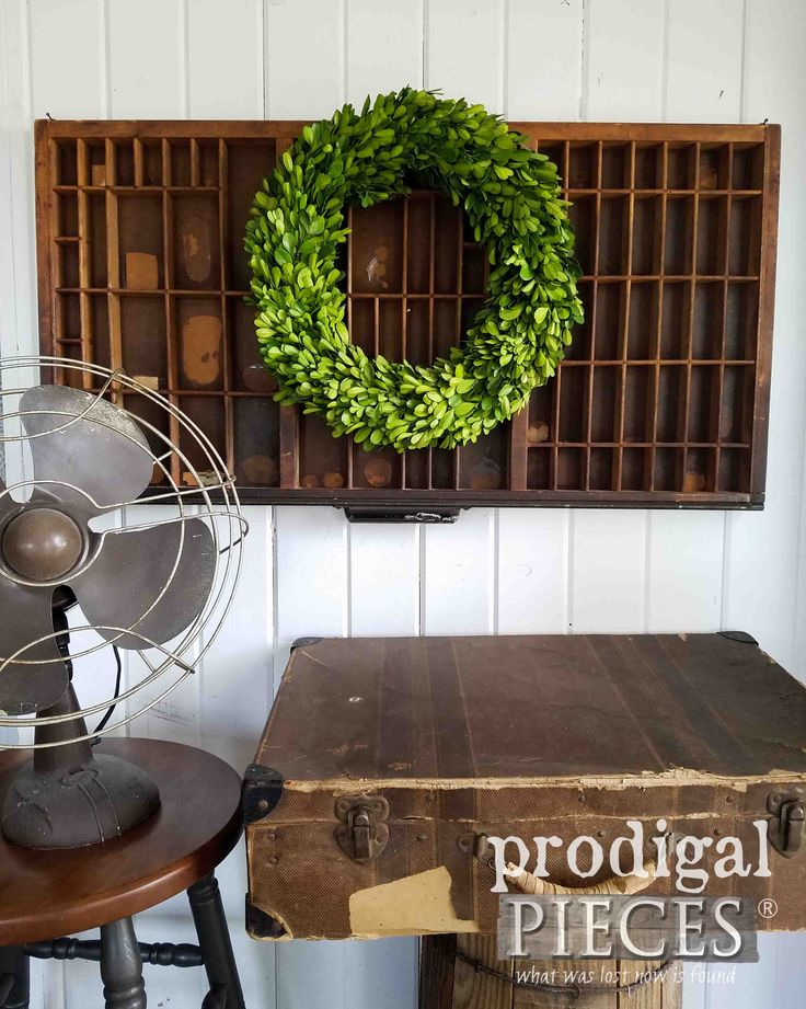 Add rustic style to your home decor