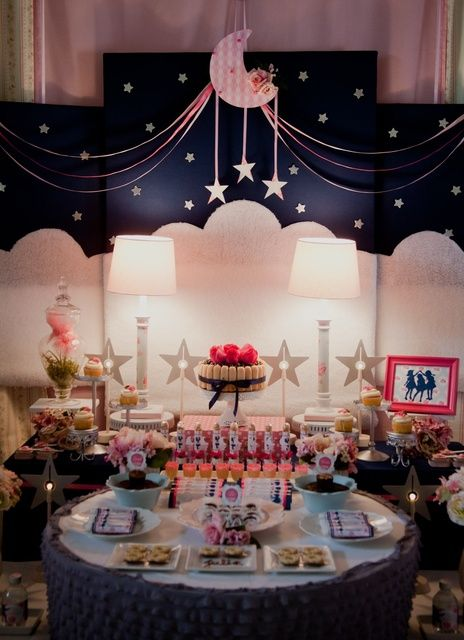 Slumber Party Birthday Party Ideas | Photo 1 of 33