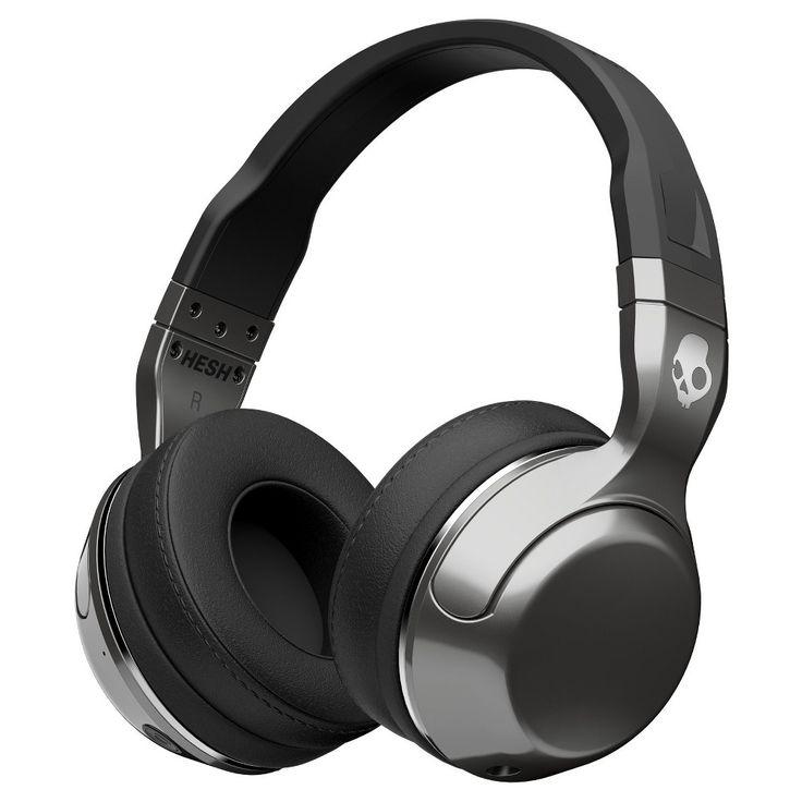 Skullcandy Hesh Bluetooth Silver/Black/Chrome (Silver/Black/Grey)