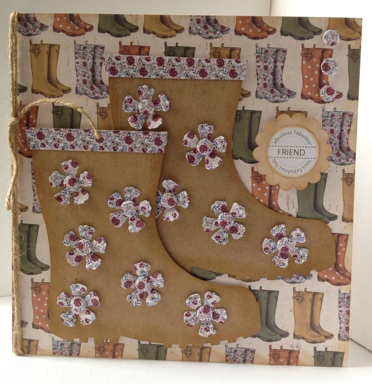 The Potting Shed Collection Card Designed By Kath Woods