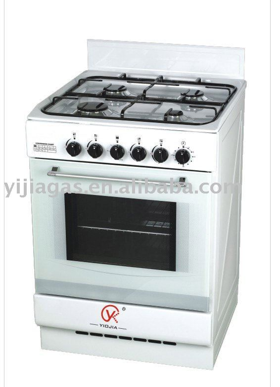 Free standing gas oven (JK-06GBPX)