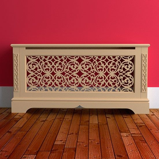 Radiator cover from Jali | Radiator covers | PHOTO GALLERY | 25 Beautiful Homes…