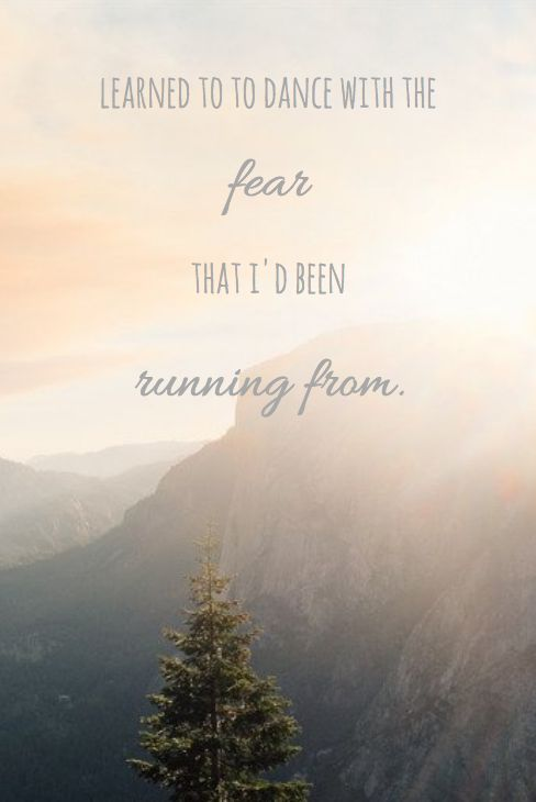 Fear - Ben Rector