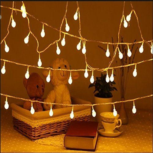 Decora la tua casa, sia internamente che esternamente, con questi 100 LED a risparmio energetico, per creare un'atmosfera unica! <3 SEGUICI ANCHE SU TELEGRAM: telegram.me/cosedadonna
