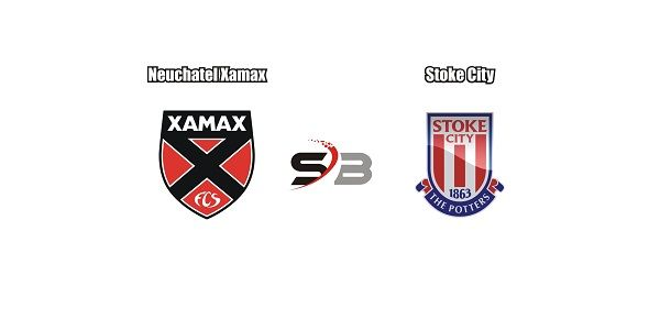 Prediksi bola Neuchatel Xamax vs Stoke Citydalam pertandingan Uhren Cup mempertemukan dua beda klub asal Inggris dan , berlangsung di Tissot Arena (Biel/Bienne) pukul 02.00 dinihari tanggal 11 Juli 2017.    Neuchatel Xamax klub asal Swiss ini dilatih Roberto Cattilaz sampai saat ini tetap menggunakan strategi formasi 4-4-2 setelah laga terakhir bulan Mei lalu mengalami kekalahan dari