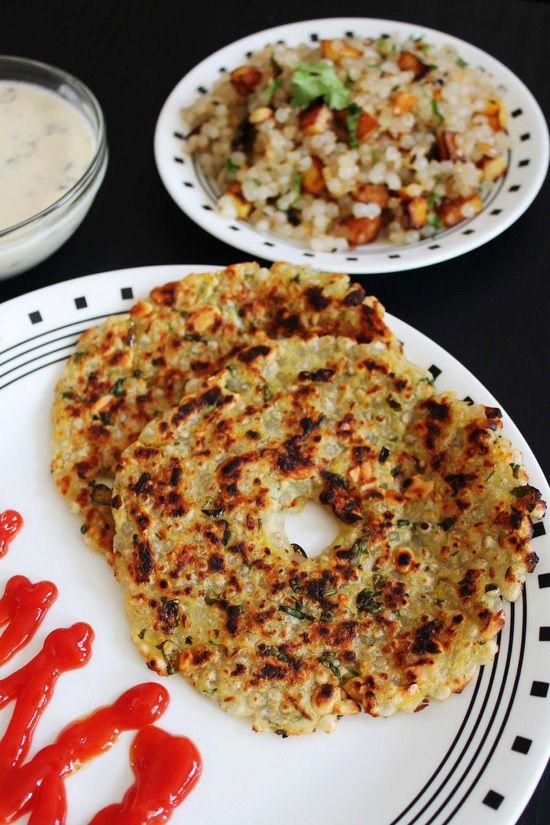 Sabudana Thalipeeth – Vrat ka Khana – Sabudana Fasting Recipe