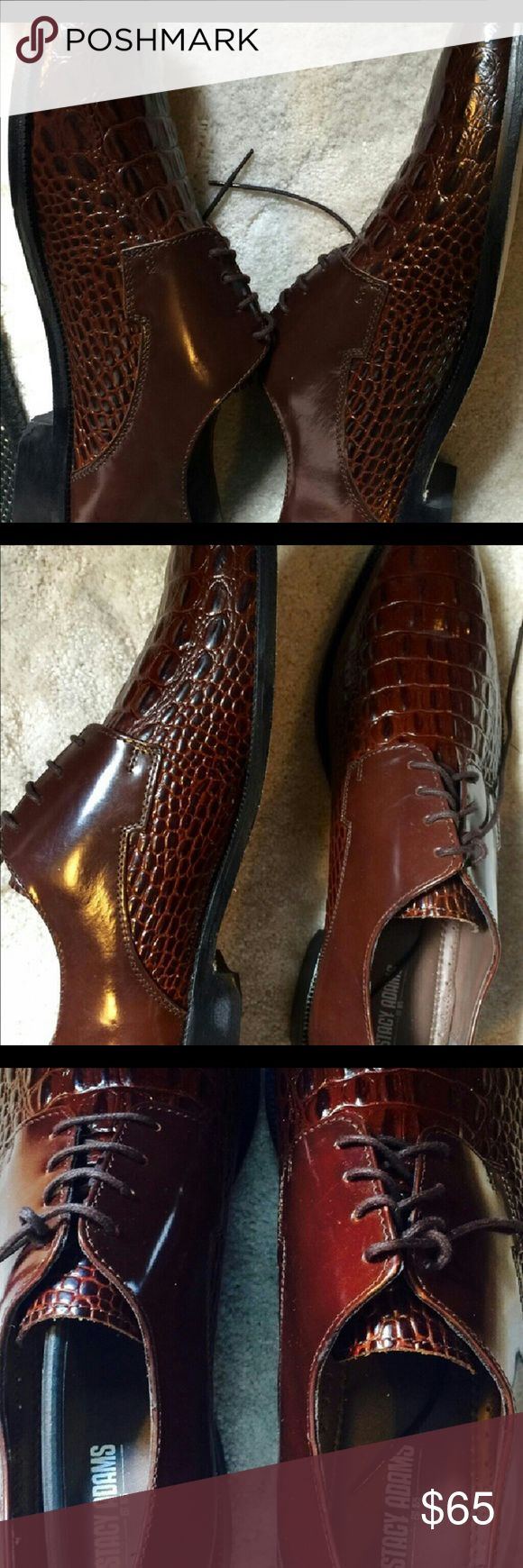 STACY ADAMS...size 13 Handsome STACY ADAMS size 13 Stacy Adams Shoes Oxfords & Derbys