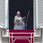 Papa Francisco en el rezo del Ángelus: ¡La Cruz de Jesús es nuestra única esperanza verdadera!
