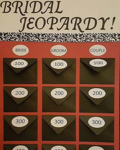 25+ best Bachelorette jeopardy ideas on Pinterest | Bridal games ...