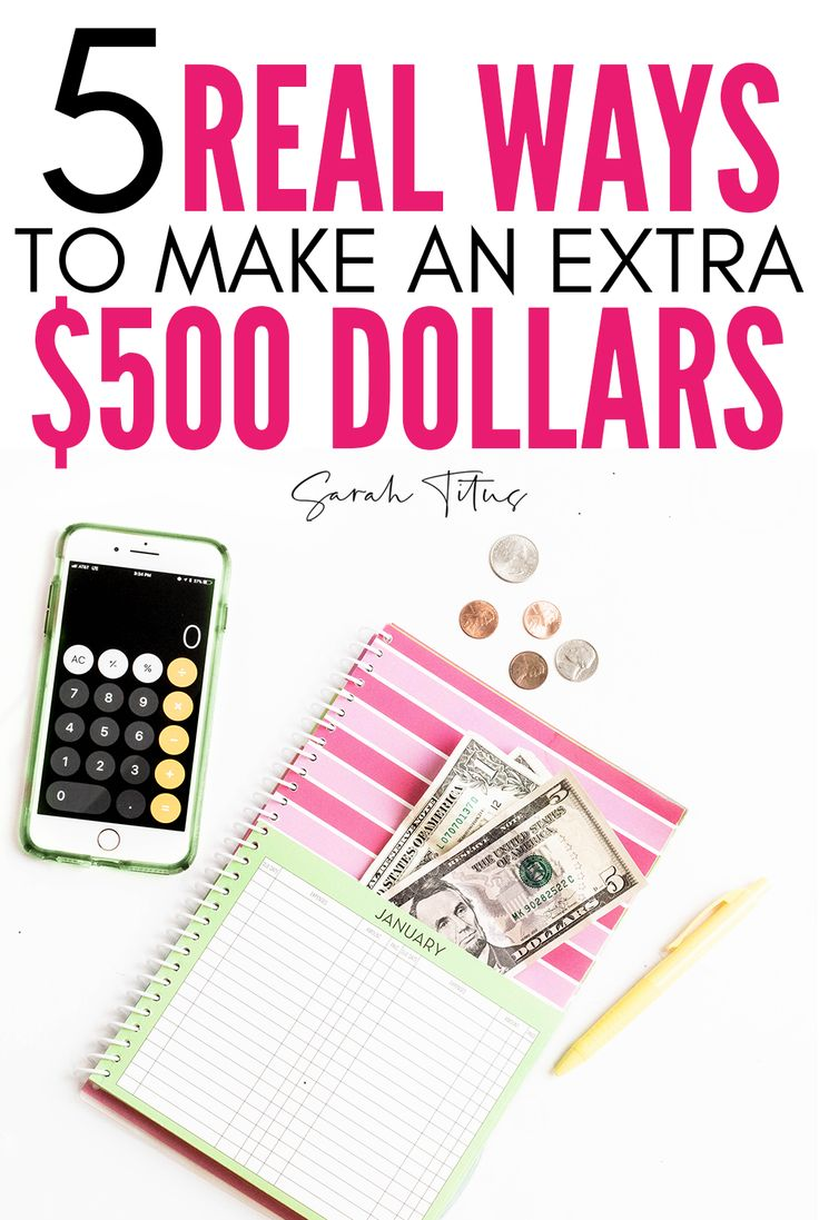 5 Real Ways to Add $500/month Steady Income – WFH/$$$ Making Opportunities