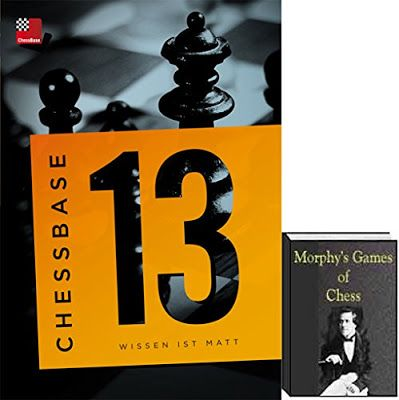 myneblogelectronicslcdphoneplaystatyon: ChessBase 13 Starter Package with Morphy's Games o...