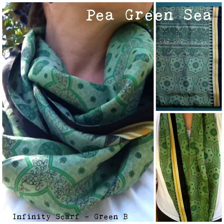 "Handmade by Pea Green Sea Fabric: Recycled Indian Saree - ""Art Silk"" ( Artificial silk) Fabric B For more information, please visit www.facebook.com/HandmadeMarkets"